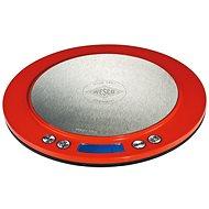 Wesco Digitální kuchyňská váha červená - Kuchyňská váha