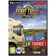 Euro Truck Simulator 2: Vive la France! - Hra pre PC