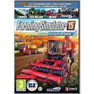 Farming Simulator 15 - Oficiálne rozšírenie 2 - Hra pre PC