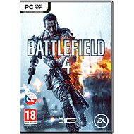 Battlefield 4 CZ - Hra pro PC