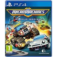 World Series Micro Machines - PS4 - Spiel für die Konsole
