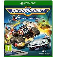 Micro Machines World Series - Xbox One - Spiel für die Konsole