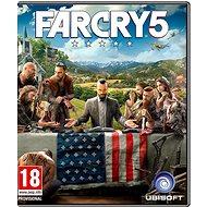 Far Cry 5 + Originál Batoh - Hra pro PC
