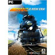 Trainz: New Era - PC játék