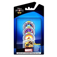 Disney Infinity 3.0: Marvel game coin Battlegrounds