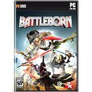 Battleborn - Hra pro PC