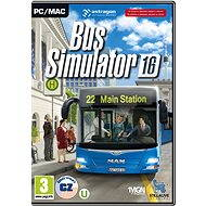 Bus Simulator 16 - Hra pre PC