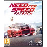 Need For Speed Payback - Spiel für PS3
