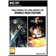 Final Fantasy VII/Final Fantasy VIII Double Pack Edition