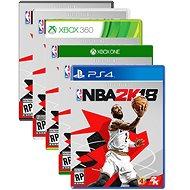 NBA 2K18 - Nintendo Switch - Hra pro konzoli