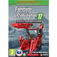 Farming Simulator 17 - Oficiální rozšíření Platinum