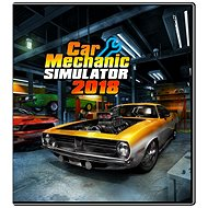 SIM: Car Mechanic Simulator 18 - PC Game