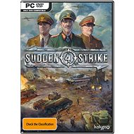 Sudden Strike 4 - PC Game