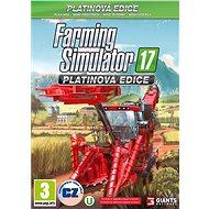 Farming Simulator 17 - Platinum Edition - Hra pro PC