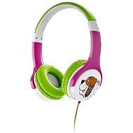 Gogen Maxi G Ohren pink-grün
