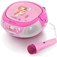 Gogen Maxi Radio Player Pink-Purple - Radio Recorder