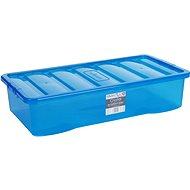 Wham Box s víkem 42l modrá 11313