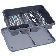 Wham Odkapávač na nádobí stříbrný 12675