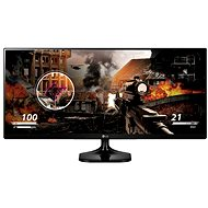 "34"" LG 34UM58 Ultrawide - LED monitor"