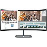 "34"" LG 34UC87C Curved Ultrawide - LED monitor"