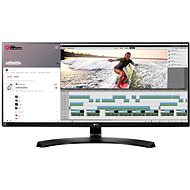 "34"" LG 34UM88C-P Ultrawide - LED-Monitor"