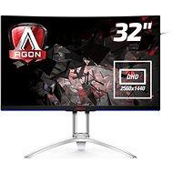 """31.5"""" AOC AG322QCX - LED monitor"""