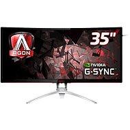 """35"""" AOC AG352UCG - LED monitor"""