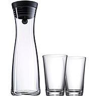 WMF Karafa na vodu 1l + 2 sklenice 0.25l