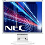 "17"" NEC MultiSync E171M stříbrno-bílý - LCD monitor"