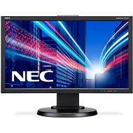 "20"" NEC MultiSync E203Wi černý - LCD monitor"