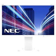"22"" NEC MultiSync E224Wi bílý - LCD monitor"