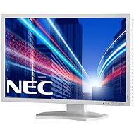 """24"""" NEC MultiSync PA242W-SV2 bílý - LCD monitor"""