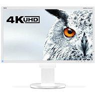 "27"" NEC MultiSync EA275UHD bílý - LCD monitor"