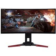 "30"" Acer Z301Cbmiphzx Predator - LED monitor"