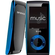 Orava M-4G blau - MP4 Player