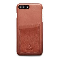 Woolnut Wallet Case pro iPhone 7+/ 8+ Cognac