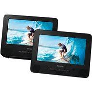 DUAL Sencor SPV 7771 - Portable DVD Player