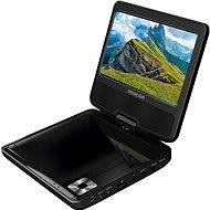"7"" Sencor SPV 2722 Black - Portable DVD Player"