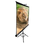 "ELITE SCREENS, 99 ""Mobile Tripod (1: 1) - Projection Screen"