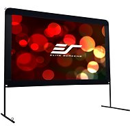 "ELITE SCREENS, Mobile Outdoor Tripod 120 ""(16: 9) - Projection Screen"