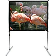 "ELITE SCREENS, mobile tripod 180"" (16: 9) - Projection Screen"