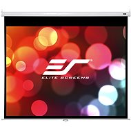 """ELITE SCREENS, manual pull-down screen 84"""" (4:3) - Projection Screen"""