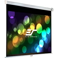 """ELITE SCREENS, manual pull-down screen 120"""" (4:3) - Projection Screen"""