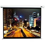 """ELITE SCREENS, roller shutter with electric motor, 85 """"(16:10) - Projection Screen"""