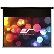"""ELITE SCREENS, roller blinds with electric motor, 135 """"(16:9)"""