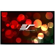 "ELITE SCREENS canvas in a fixed frame 125""(2.35:1) - Projection Screen"