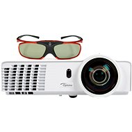 Optoma GT760 + Short Throw 3D glasses ZD302
