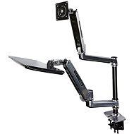 ERGOTRON WorkFit-LX Sit-Stand Desk Mount System - Stolní držák