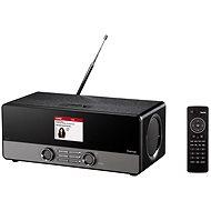 Hama DIR3100M DAB+ internetové rádio černé - Rádio