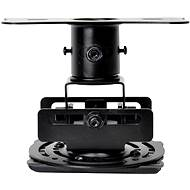 Optoma universal ceiling mount - black (70mm)